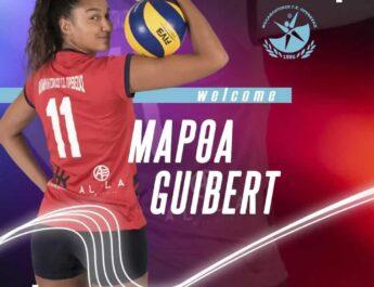 Ανανέωσε στον Φιλαθλητικό η πανύψηλη Μάρθα Μαρία Γκίμπερτ
